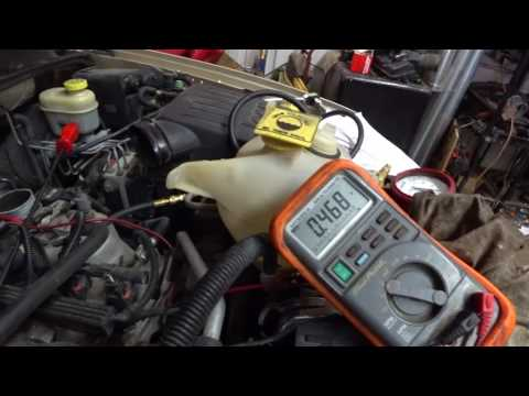 Video contest: How to test for a bad crank sensor | FunnyCat TV