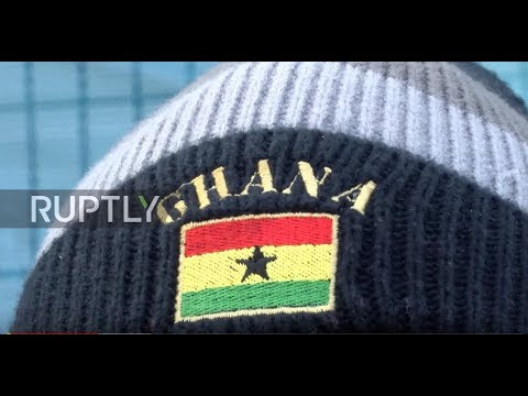 South Korea: Ghana's first ever skeleton racer keen to defy misconceptions