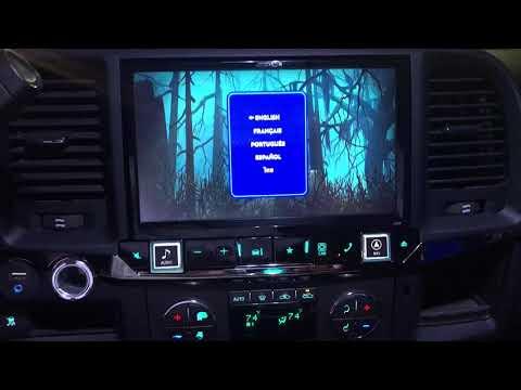 Alpine X009-GM2 Factory Radio Upgrade