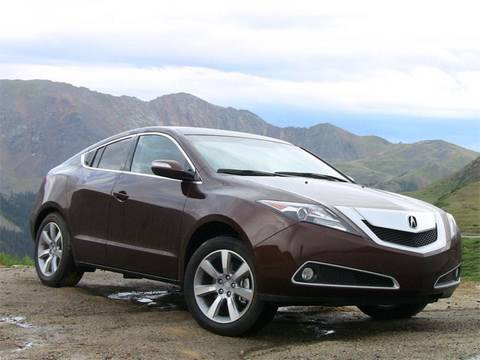 2010 acura zdx review youtube. Black Bedroom Furniture Sets. Home Design Ideas