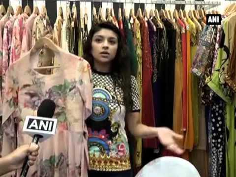 Delhi Based Fashion Designer Launches Her Own Brand Pre Vin Youtube