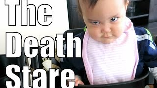 THE DEATH STARE - March 29, 2015 -  ItsJudysLife Vlogs