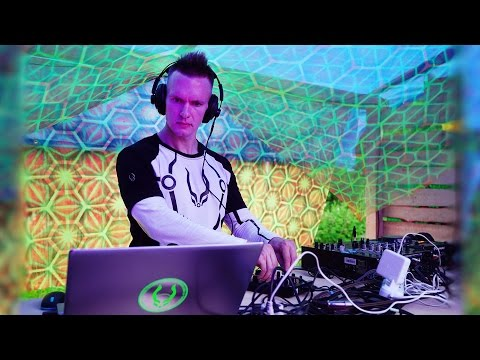 Drone Olle - dj set at the Abstraction fest 2016