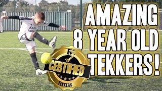 Video AMAZING 8 YEAR OLD FOOTBALLER! | F2 CERTIFIED download MP3, 3GP, MP4, WEBM, AVI, FLV Oktober 2018