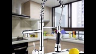 обзор кухонного смесителя Torneira Cozinha