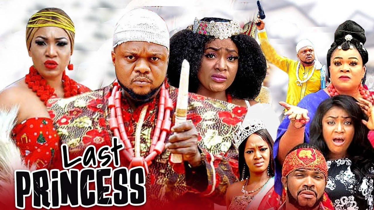 Download LAST PRINCESS 1&2 (New Movie) Ken Erics Destiny Etiko LizzyGold 2021 LATEST NIGERIAN MOVIE NOLLYWOOD