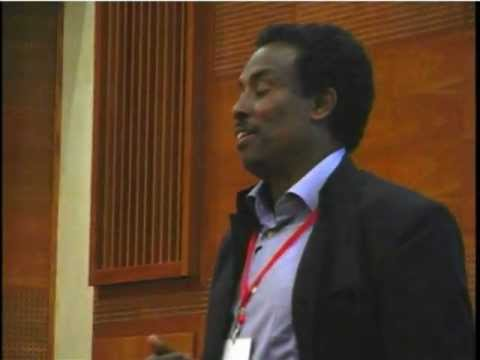 ARCHITECT: FASIL GIORGHIS at TEDxAddis