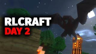 RLCraft - It's Hunting Me (Ep 2)