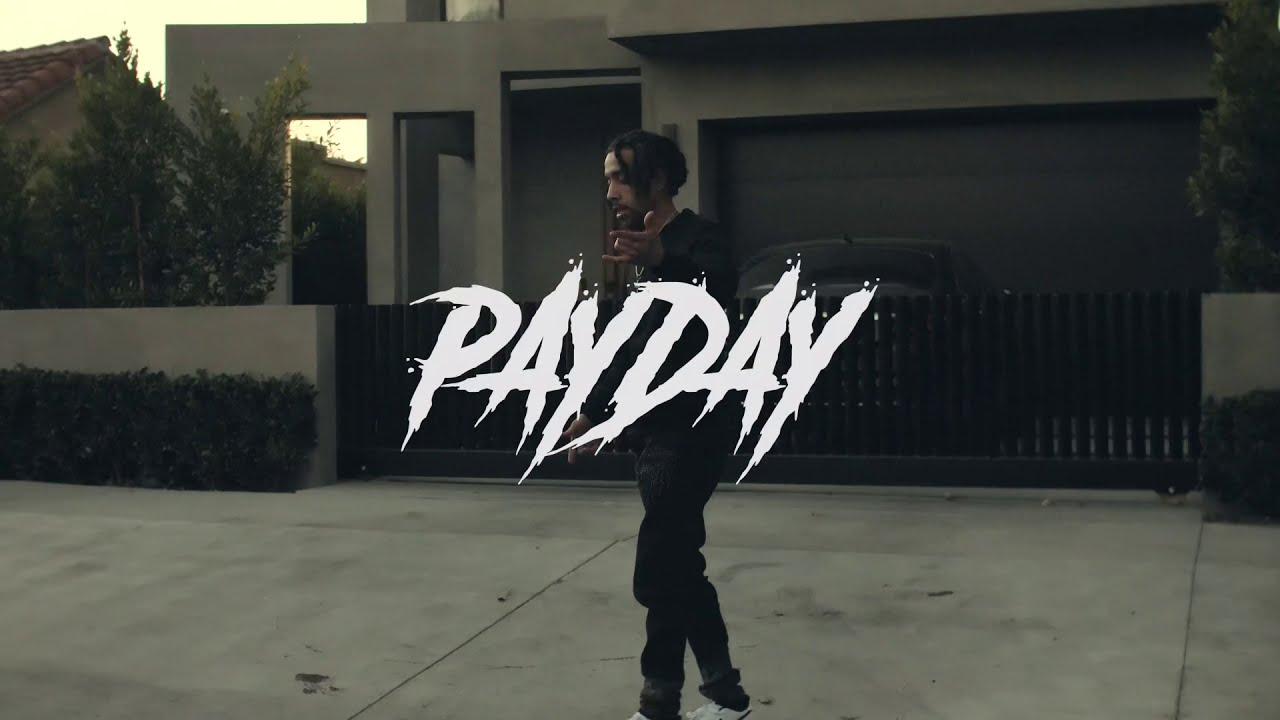 POPPY O - PAYDAY (feat. Tdot Illdude)