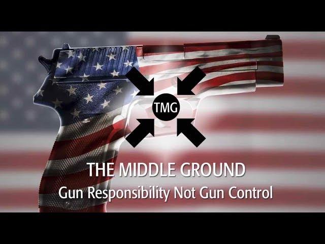 Gun Responsibility Not Gun Control
