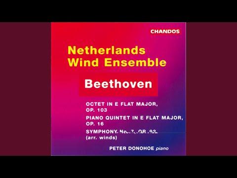 Symphony No. 7 in A Major, Op. 92 (arr. for wind ensemble) : II. Allegretto