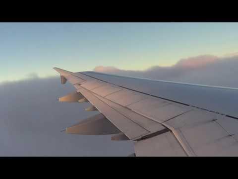 21 10 16 Airbus A 321 231 4792 D AIDJ Baku Frankfurt Lufthansa
