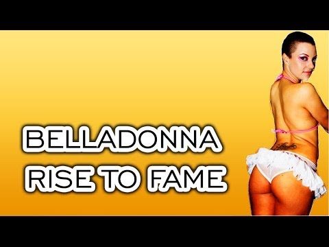 Belladonna RISE TO FAME interview