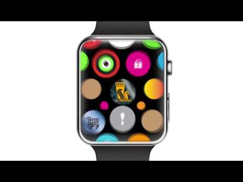 Bank Pasargad new e-banking app for Apple iWatch