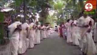 Kuttamperoor Church Blessing Ceremony Song