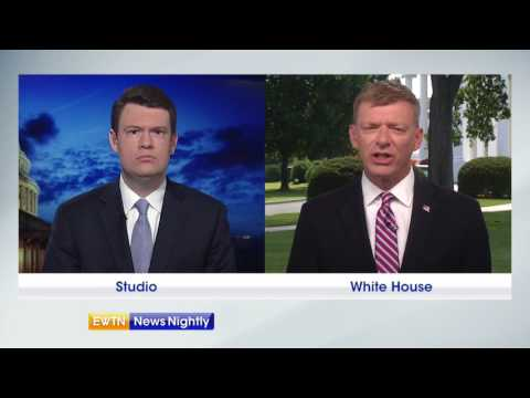 Vice President Mike Pence's Press Secretary- ENN 2017-07-21
