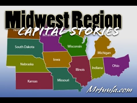 Midwestern State Stories