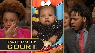Non-Threesome Participant Asked to Sign Birth Certificate (Full Episode)   Paternity Court