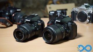 الفروقات مابين D5300 و Nikon D3300 ومن هو الأفضل؟