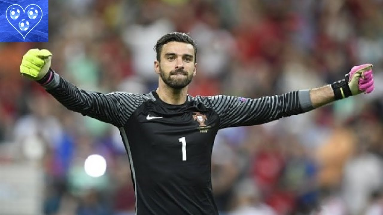 Rui Patricio Best Saves   Portugal Sporting Cp Welcome To Napoli