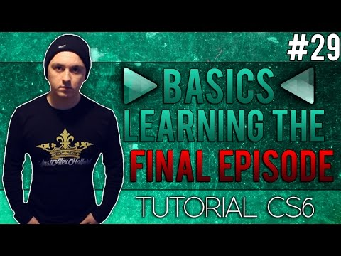 Learning The Basics Of Adobe Audition CS6 - Tutorial #29 (FINAL EPISODE)