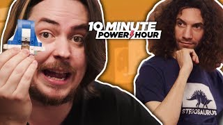 Grown Men Playing w/ Legos - 10 Minute Power Hour