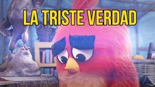ANGRY BIRDS LA VERDADERA HISTORIA DE RED
