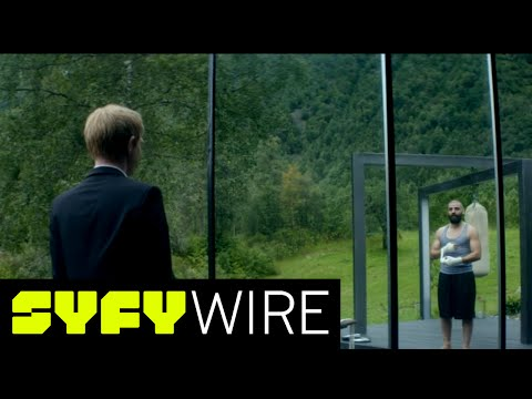 Mary In The Black And White Room Ex Machina