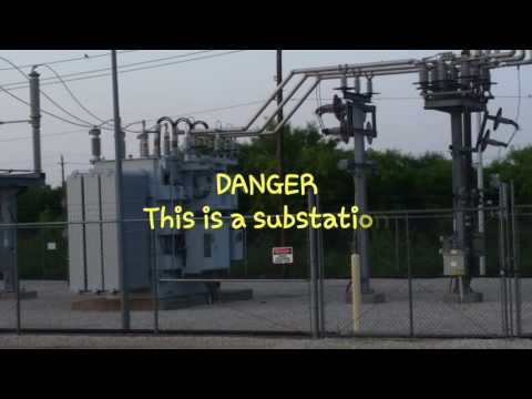 Substations and the risk.