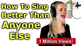 Most Effective Singing Lessons | Ken Tamplin