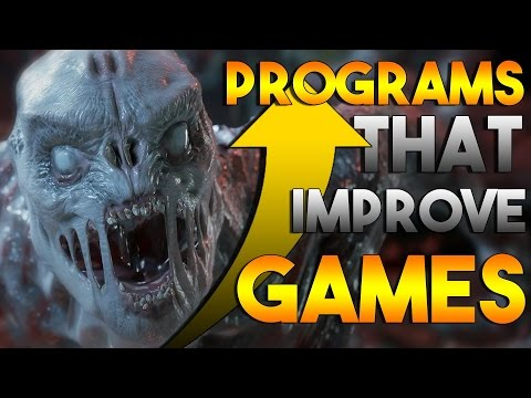 Programs That Improve Video Games
