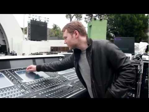 Behind the Live Sound of Coldplay