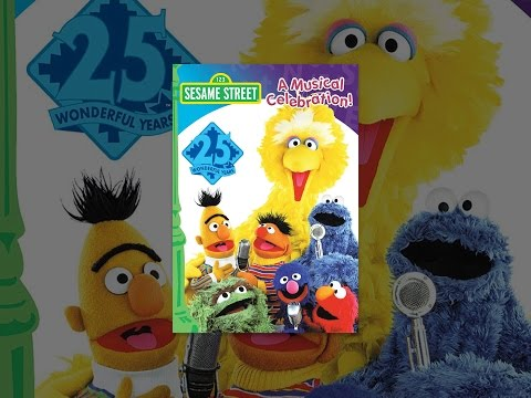 Sesame Street 25th Birthday  Musical Celebration