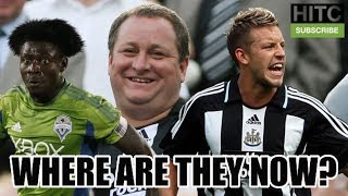 Newcastle's First XI Of The Mike Ashley Era: Where Are They Now?