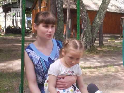 Четырехлетняя Яна из детского дома знает много стихотворений