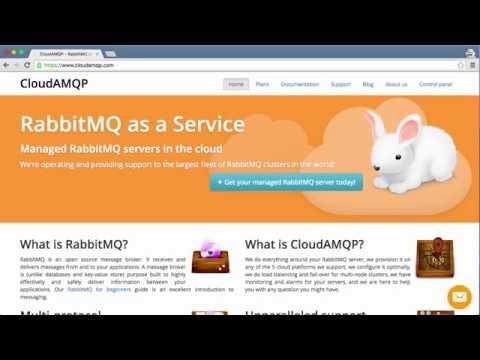 Node js Documentation - CloudAMQP
