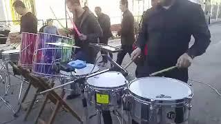 ILYOS MADUMAROV  -DRUM SHOW QOQONDA