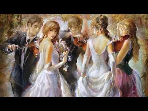 ♫♥ Beautiful Violin Music & Beautiful Art ♫♥