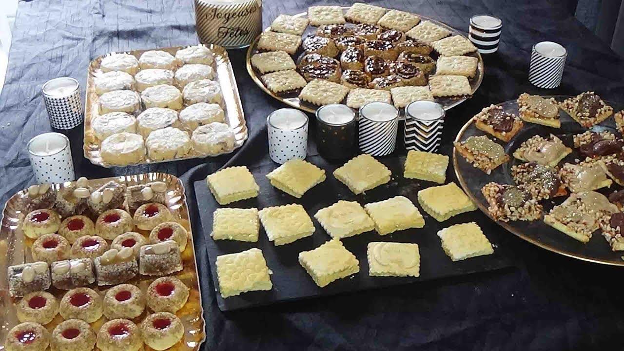 Gâteaux sablés de l\u0027aid fondants , 7 modéles avec la même pâte