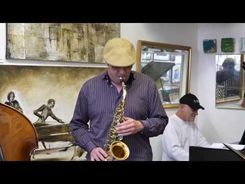 Noise Record Shop Sunday Jazz Jam Session (Panasonic GH5)