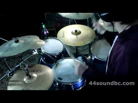 Architects - Red Eyes (Drum Cover)