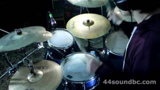 Architects Red Eyes Drum Cover