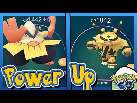 Gen 4 Pokémon GO Nederland: Power Up aflevering #11! - m/ Soeren! thumbnail