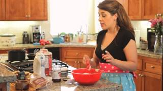 A Low-fat Strawberry Cream Cheese Frosting : Skinny Recipes