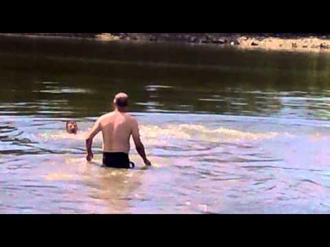 Bagno nel pò.. io aldo e mio fra.. youtube