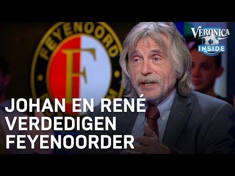 Johan en René nemen het op voor Feyenoord-talent | VERONICA INSIDE