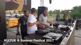 Sesión DJ KULTÜR @ Summer Festival 2017 Raveart