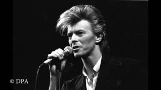 David Bowie Exclusive tribute from Rick Sky