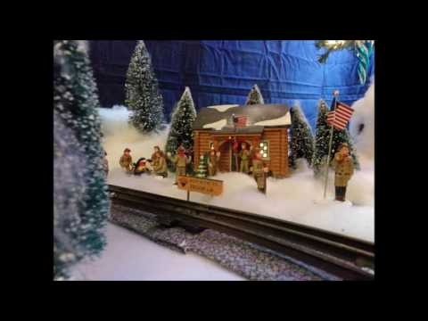 Christmas Village Musical Montage 2016