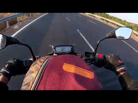 BANGALORE TO PUNE IN 13 HOURS | ON TVS APACHE | #APACHELOVERS